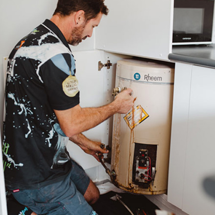 Hot Water System Calamvale
