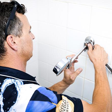 Leaking Shower Calamvale