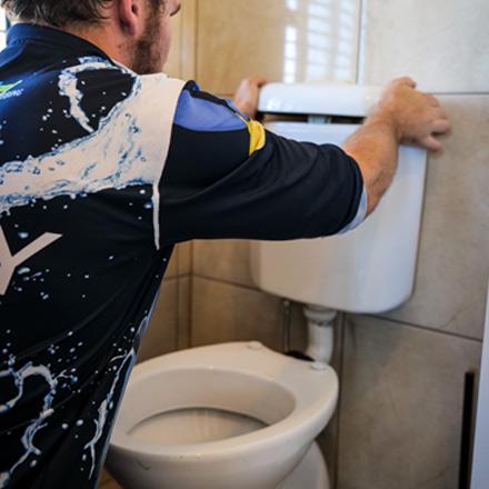 Toilet Plumbing Calamvale